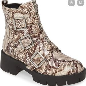 NWT BP. Lilly Moto Boot